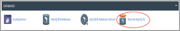 MySQL链接