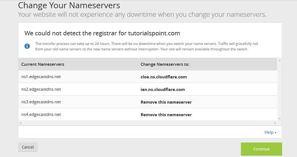 域名服务器