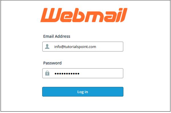 Webmail登录